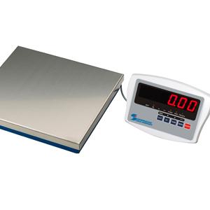 Elektron.våg, 30 kg/Batt.