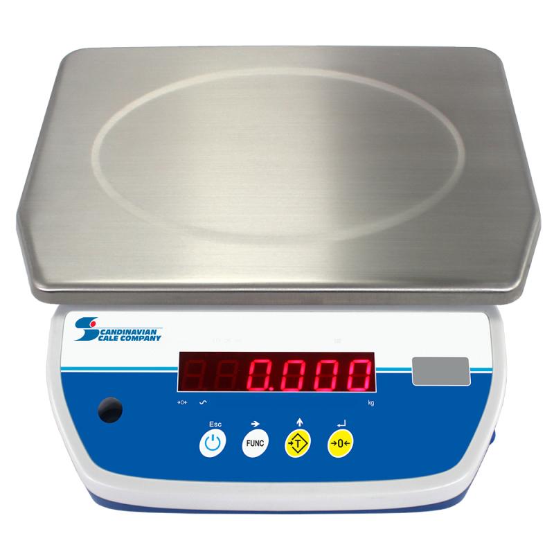 Elektronisk våg, 30 kg/ d 5g