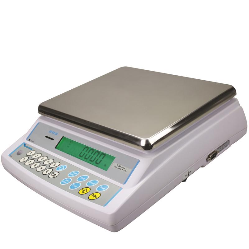 Elektronisk våg 16 kg
