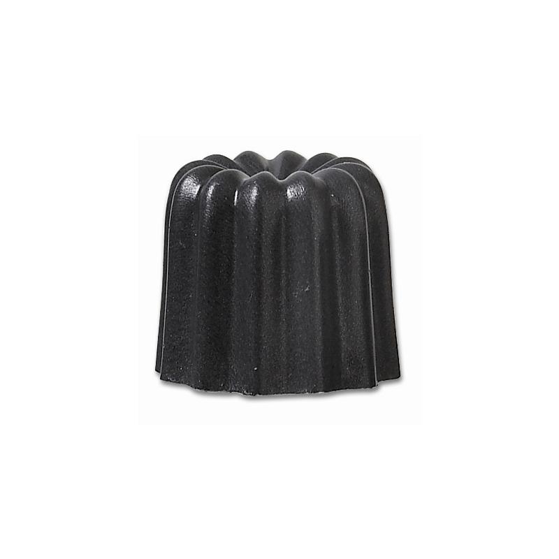 Cannelé form, aluminium non-stick Ø 55x55 mm 6-pack