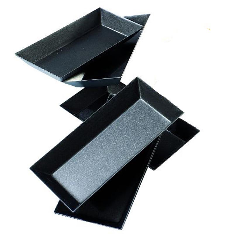 Tartlettform, non stick, 86x43x12 mm 25-pack