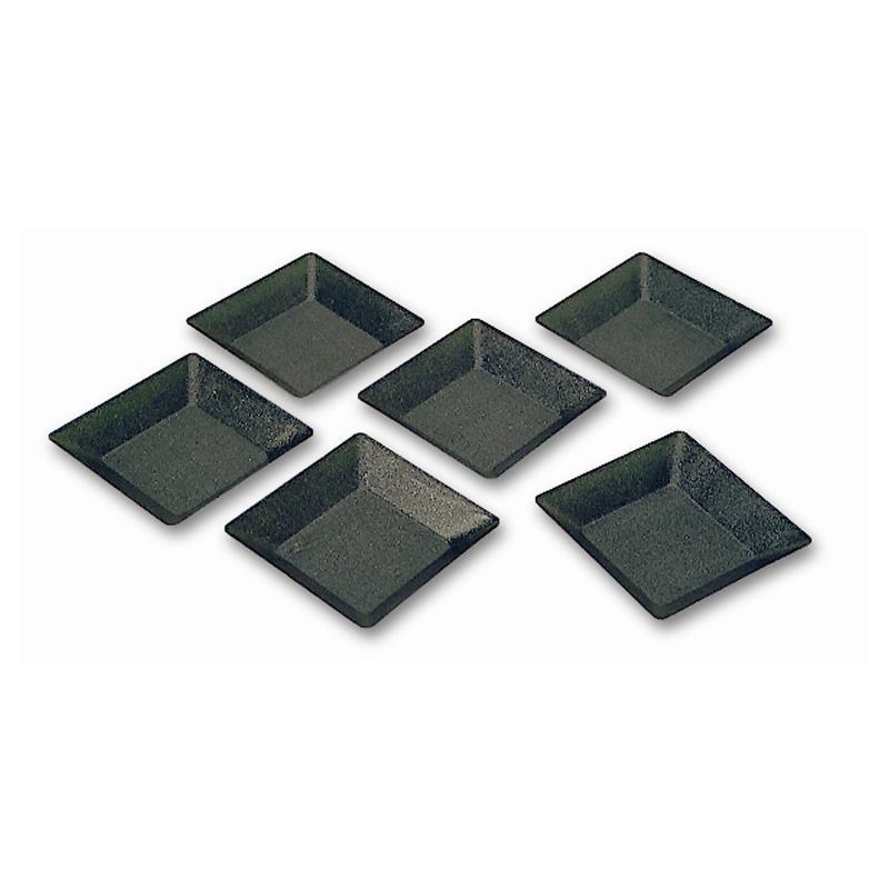 Tartlettform,non stick, 68x68x10 mm 25-pack