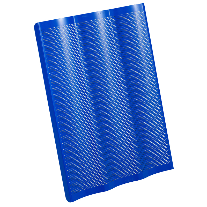Matbrödsränna 3R, 600x450 mm, Blauflon
