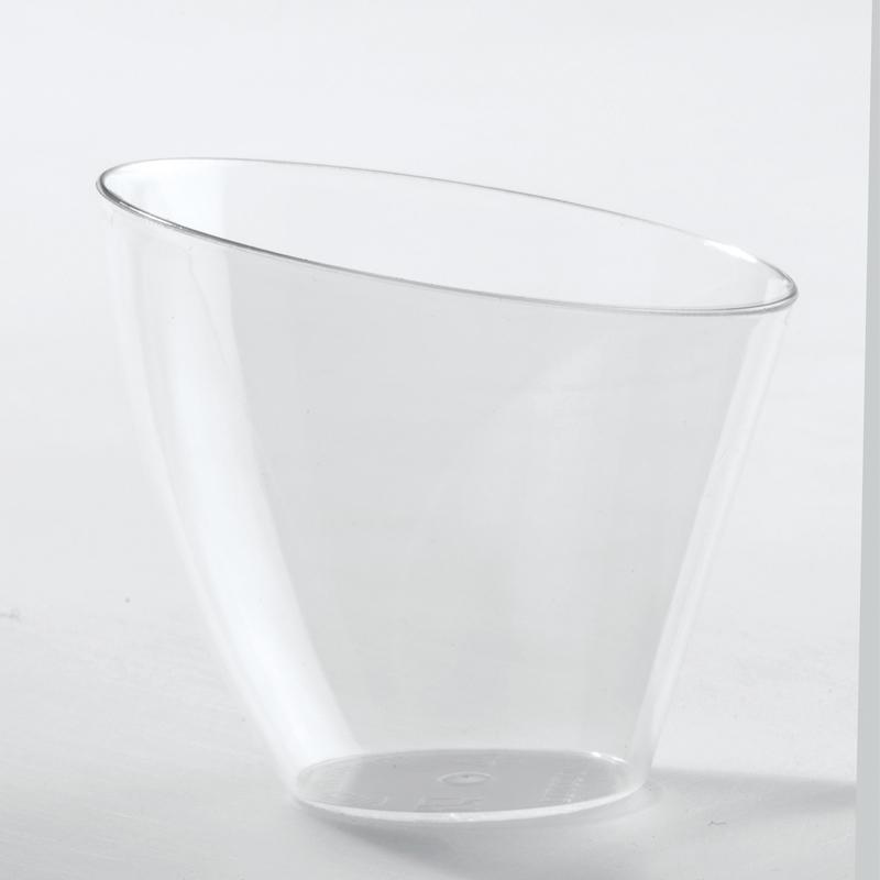 Mousse/dessertskål, 85 ml, 100 st/fp