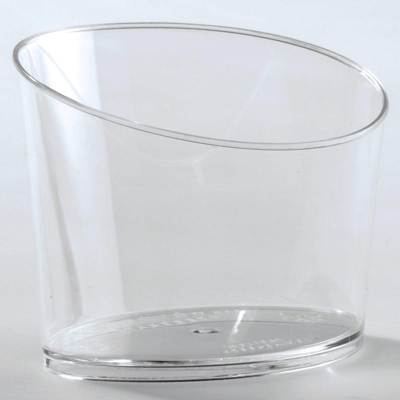 Mousse/dessertskål, 120 ml, 100 st/fp