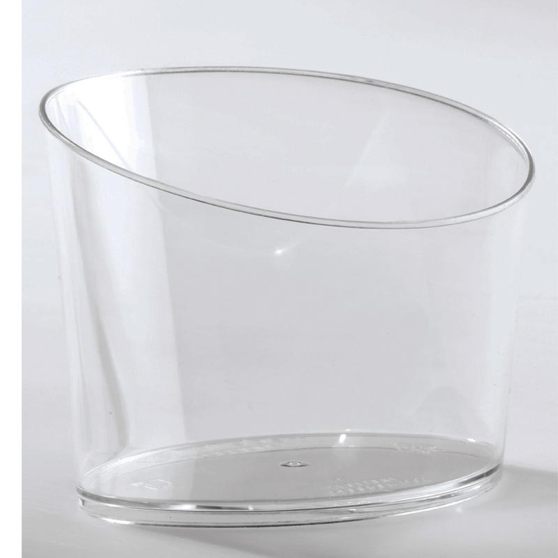 Mousse/dessertskål, 190 ml, 100 st/fp