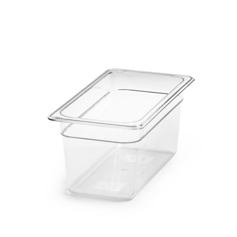 Kantin polycarbonat GN 1/3, 150 mm