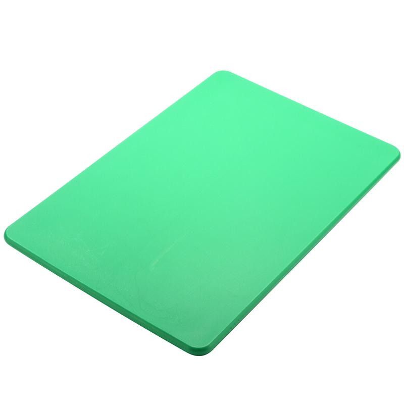 Skärbräda 520x380x12,5 mm  Grön