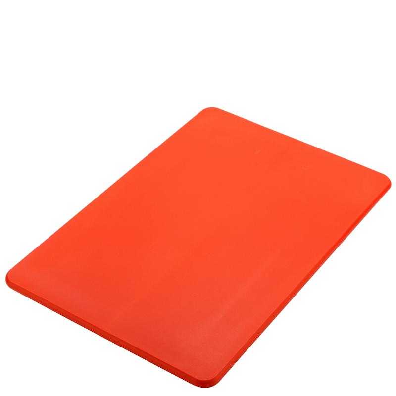 Skärbräda 520x380x12,5 mm  Röd