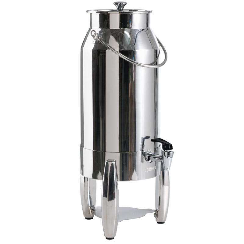 Mjölkdispenser 5 lit, 275x200xH485 mm,