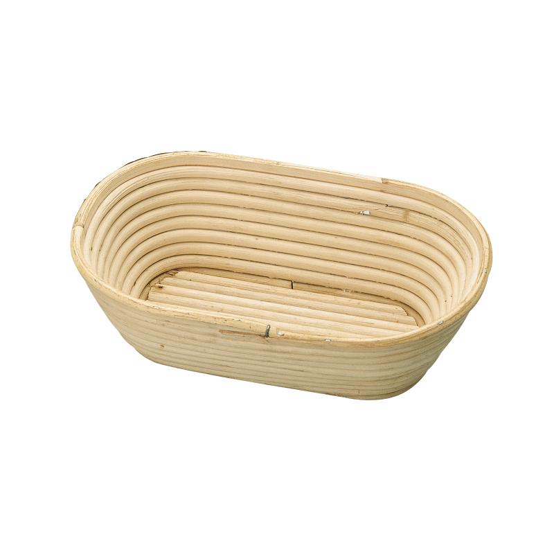Jäskorg, oval. 1000 g 250x160 mm