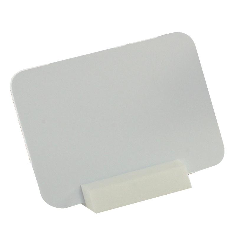 Plastskylt 70x50 mm 10 st/fp
