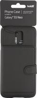 Flip Pocket Galaxy S5/Neo skal med kortfack