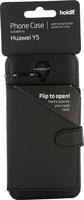 Flip Pocket Huawei Y5 skal med kortfack