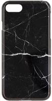 Holdit Marmorskal Svart iPhone 6/6S/7