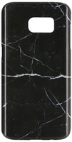 Holdit Marmorskal Svart Galaxy S7 Edge