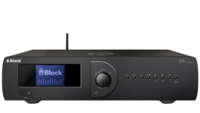 Block IR-100+ Multiroom Internet Radio Svart