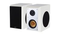 Block Loudspeaker White Highgloss 3-Way