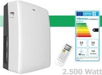 Hisense Portabel Air Condition/Värmefläkt/Avfuktare