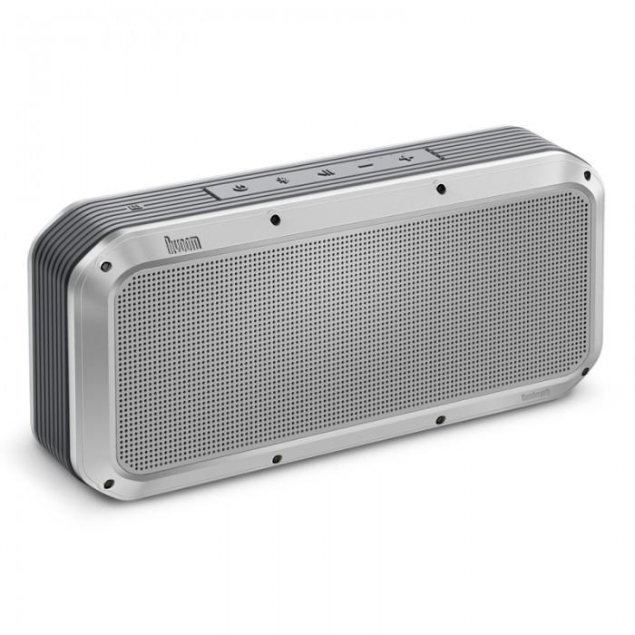 bild 1 av Divoom Voombox Party Silver 2nd generation Bluetooth Bluetooth 4.1