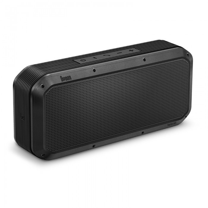 bild 1 av Divoom Voombox Party Svart 2nd generation Bluetooth Bluetooth 4.1