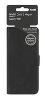 Holdit Plånboksväska Galaxy S8 Plus Mix & Match Magnet Svart