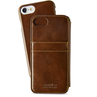 Style by Holdit Plånboksfodral iPhone 6/7/8 Berlin Dark Brown