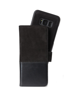 Selected Plånboksväska magnet Galaxy S8 Black Trönningenäs