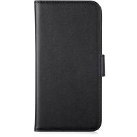 Holdit Plånboksväska med Magnet iPhone X/Xs Svart