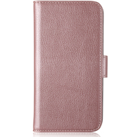Holdit Plånboksväska 7-fack Extended II iPhone X/Xs Rosé Guld