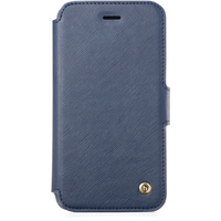 Plånbokfodral magnet iPhone X/Xs Stockholm Stylish Blue