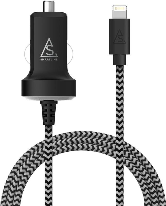 Smartline billaddare lightning till Phone