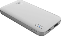 Powerbank 5000mAh Silver