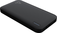 Powerbank 10000mAh Svart