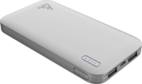 Powerbank 10000mAh Silver