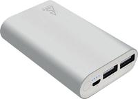 Smartline Edition Powerbank 7500mAh Alu Silver