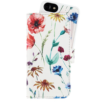 Holdit Plånboksfodral Extended Magnet Swedish Flower iPhone 6/7/8