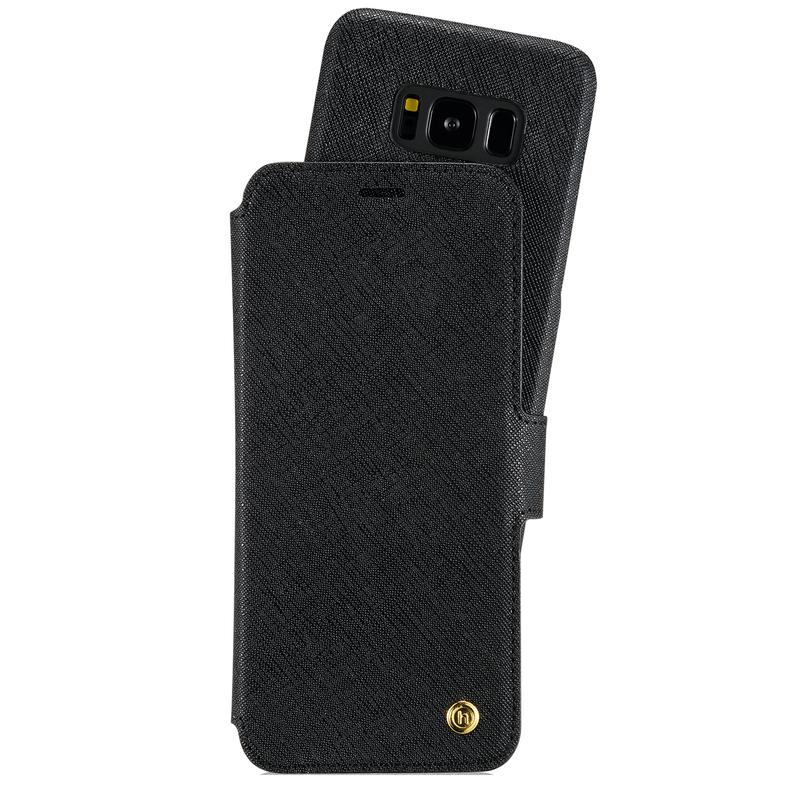 bild 1 av Style By Holdit Plånboksväska Magnet Galaxy S8 Stockholm Black