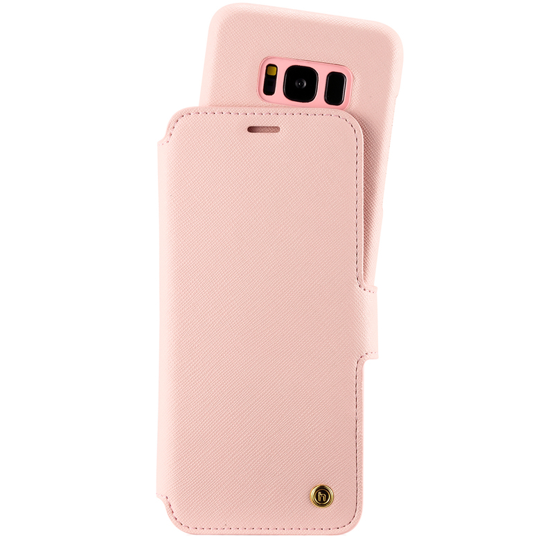 bild 1 av Style By Holdit Plånboksväska Magnet Galaxy S8 Stockholm Pink