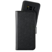 Holdit Plånboksväska Extended Magnet Galaxy S8 Black