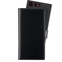 Holdit Plånboksväska Magnet Xperia XZ Premium Black