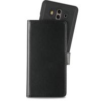 Holdit Plånboksväska Magnet Huawei Mate 10 Pro Black