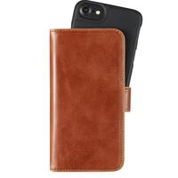 Holdit Plånboksfodral magnet iPhone 6/7/8 Mörk Brun