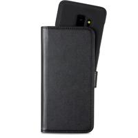Holdit Plånboksväska Magnet Galaxy S9+ Black