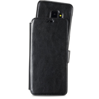 Style by Holdit Slim flip + cardslot Galaxy S9+ Svart