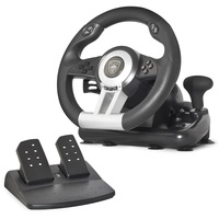 Spirit of Gamer R-ACE Wheel Pro : For  PC -PS2 -PS3