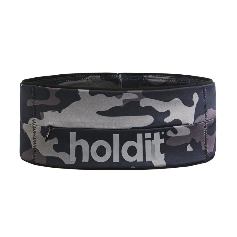 bild 1 av Holdit Activity Belt Black/Grey Camo Medium