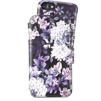 Wallet Case Magnet iPhone 6/7/8 Stockholm Purple mist