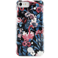 Phone Case iPhone 6/7/8 Paris Flamingo Garden