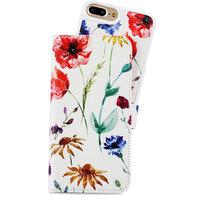 Holdit Wallet Case Flerfack Magnet iPhone 6/7/8 Plus Swedish Flower